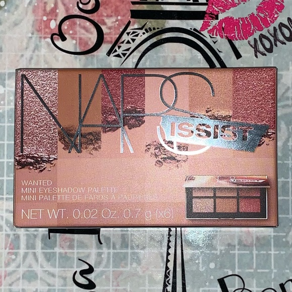 NARS Other - Narsissist Wanted Mini Eyeshadow Palette